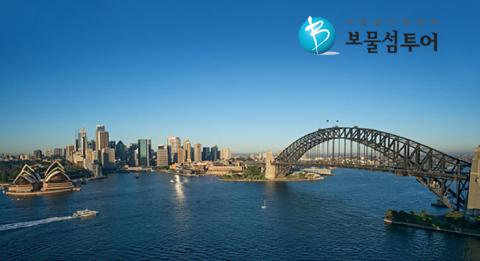 Scenic view of Sydney harbour