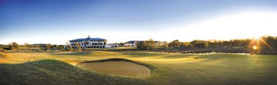 쿠인다 워터스 골프 리조트(Kooindah Waters Golf Resort), 센트럴 코스트