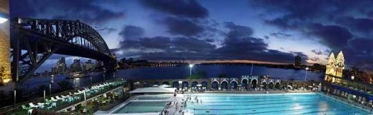 노스 시드니 올림픽 수영장