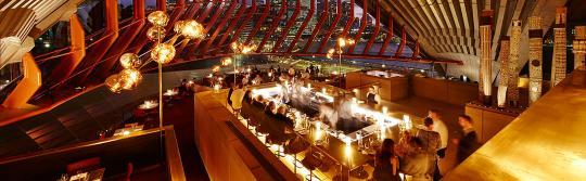 베넬롱 레스토랑(Bennelong Restaurant), 시드니
