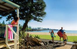 재미로 가득한 해변, 부더리 국립공원(Booderee National Park)