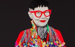 제니 키의 초상(Portrait of Jenny Kee), 아치볼드 상 수상, 시드니