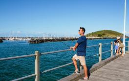 콥스 하버(Coffs Harbour), 노스 코스트