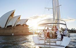 요트 항해, 시드니 하버(Sydney Harbour)