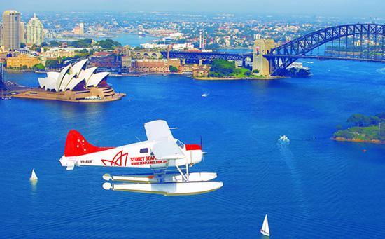 시드니 씨플레인즈(Sydney Seaplanes)